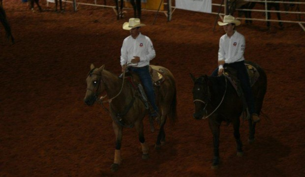 Chilenos en AQHA Latin American Championships