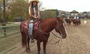 Reportaje al Criadero Los Cóndores, primer criadero de caballos cuarto de milla en Chile.